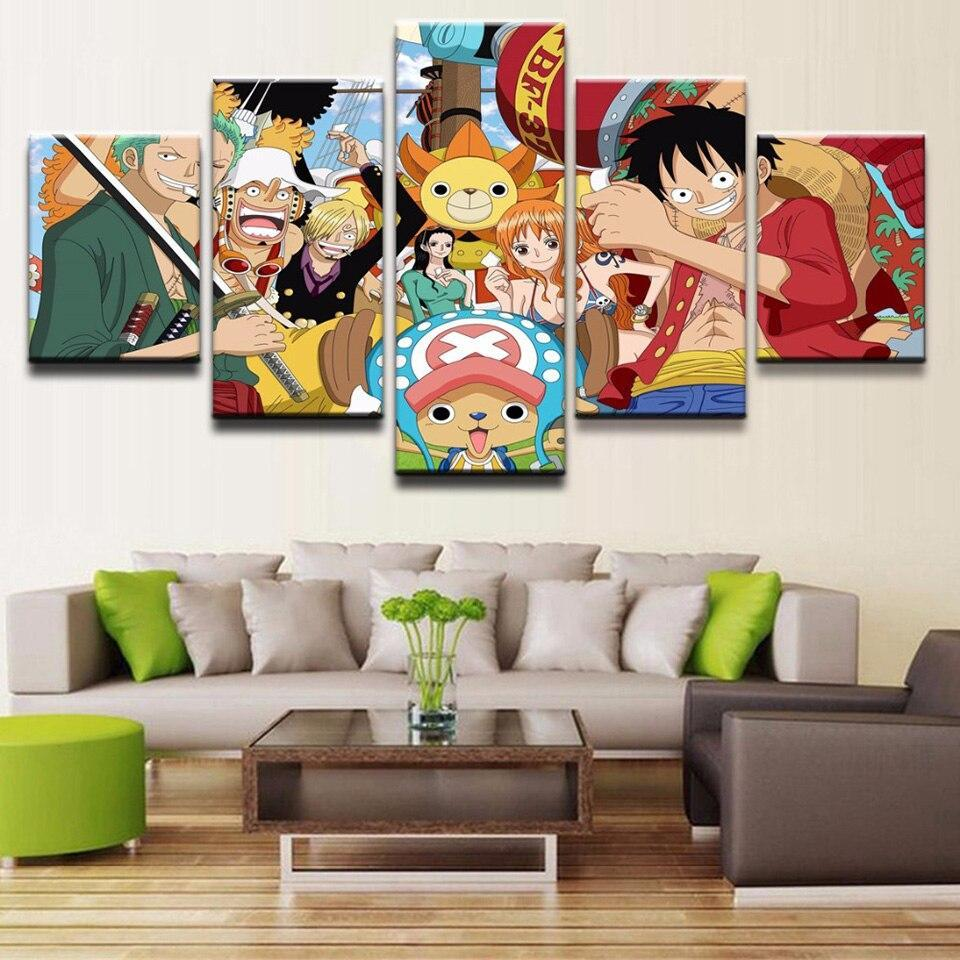 Tableau Manga One Piece