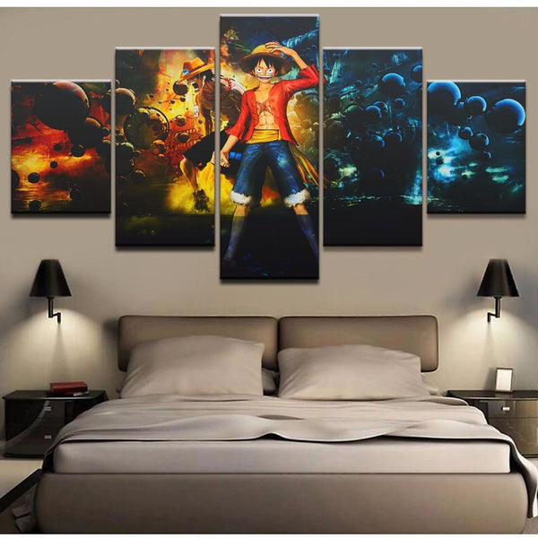 Tableau Mural One Piece