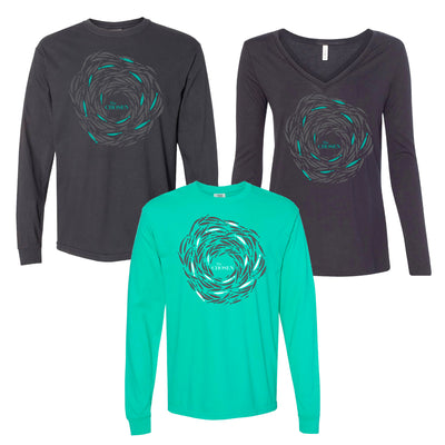 """Against the Current"" Long Sleeve Limited Edition"