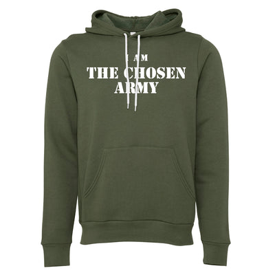 Limited Edition The Chosen Army Hoodie