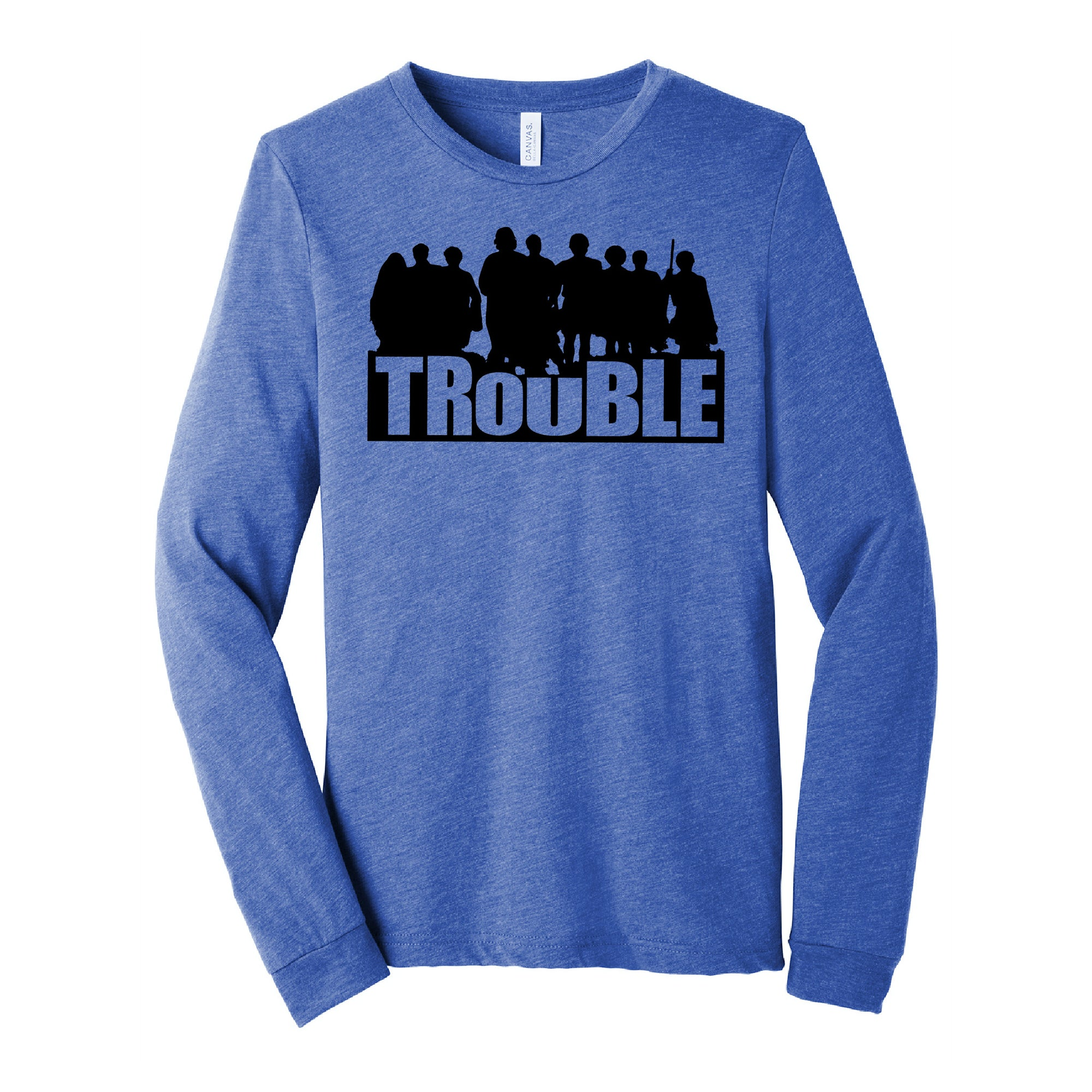 Trouble Long Sleeve Shirt
