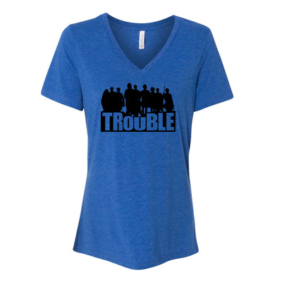 Trouble Short Sleeve Shirt