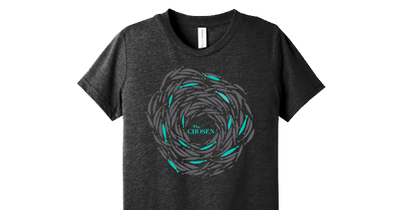 """Against The Current"" Chosen Limited Edition T-Shirt."