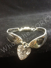 Handle Bracelet with Charm