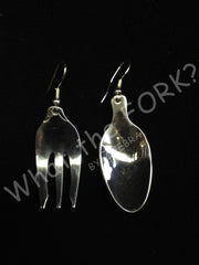 Spoon & Fork Earrings