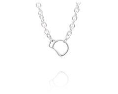 Cheval Bit Chain Necklace