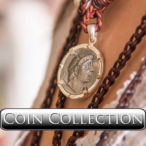 Vincent Peach Coin Collection