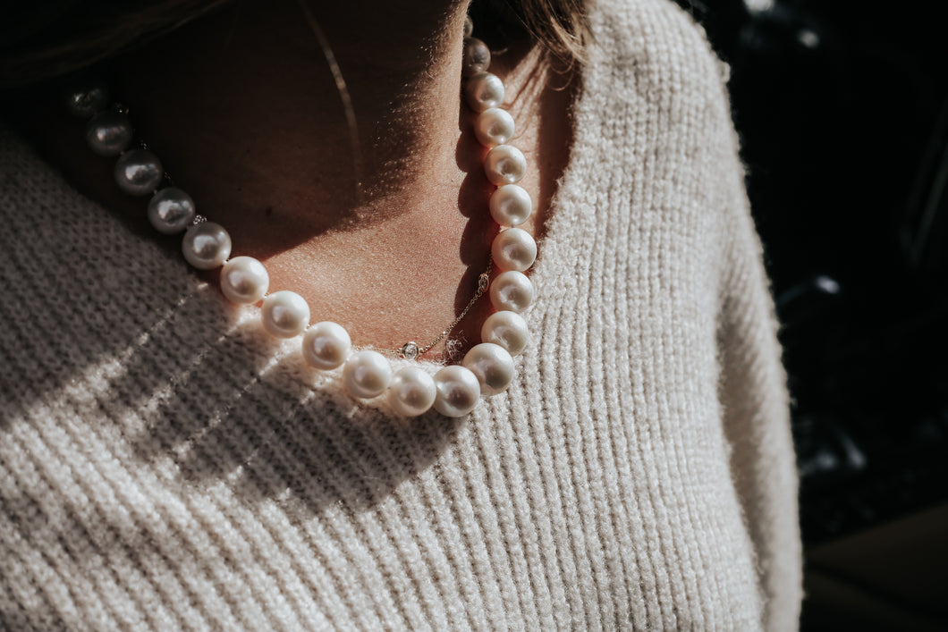 Signature South Sea Pearl Necklace