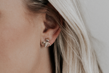 Queen Bee Earrings | Diamond Body