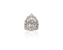 2.39ct Rosecut Diamond Ring