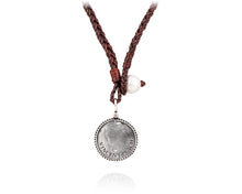 .61ct Diamond Trojan Coin Necklace - Freshwater, Tahitian, or Pink Pearl
