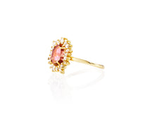 .74ct Pink Tourmaline Ring
