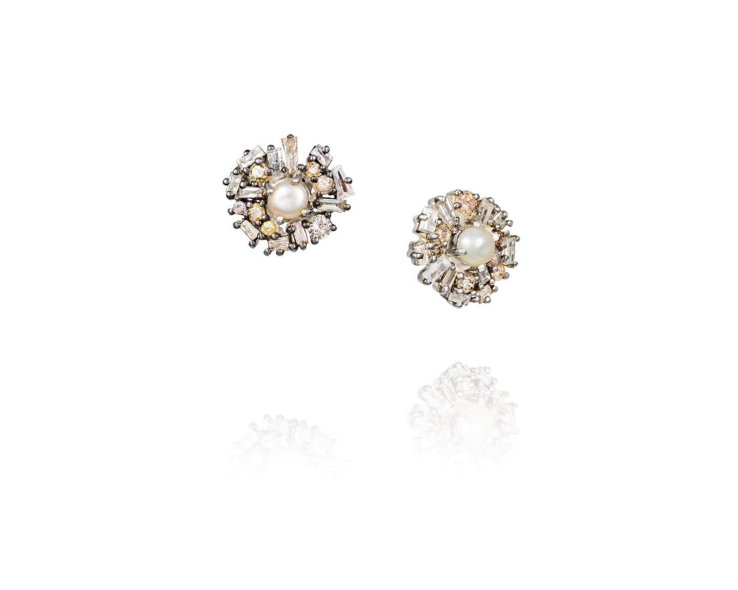 1.45ct Episodic Diamond Studs