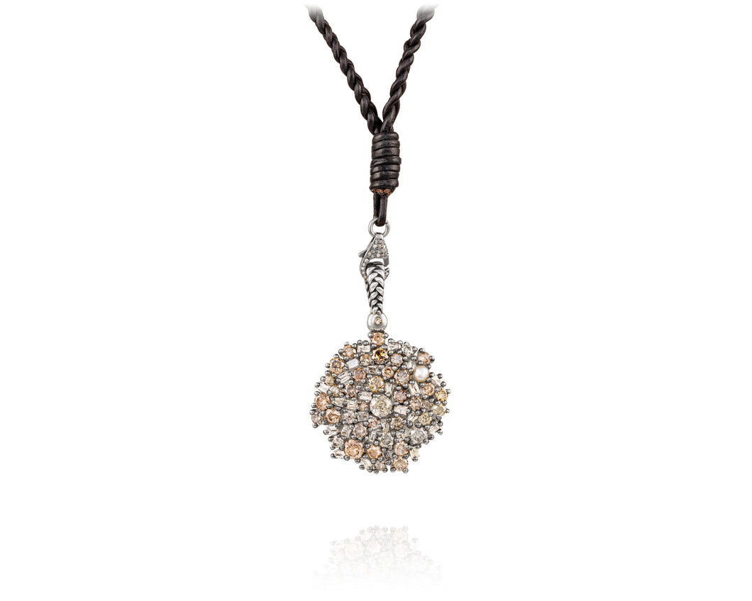 5.8ct Episodic Diamond Pendant