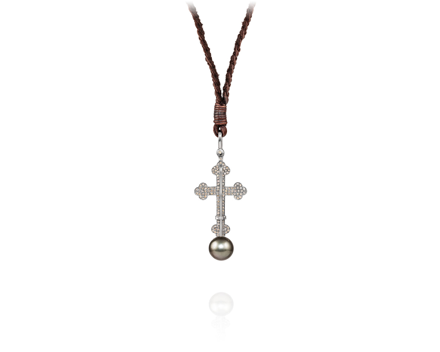 St John of the Cross Diamond Necklace