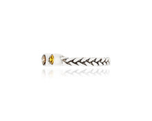 Braided .52ct Triple Diamond Ring
