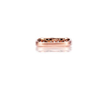 .72ct Diamond 18kt Rose Gold Square Ring