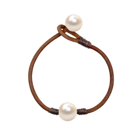 Marina Seaplicity - Hottest Designer Pearl and Leather Jewelry | VINCENT PEACH  - 1