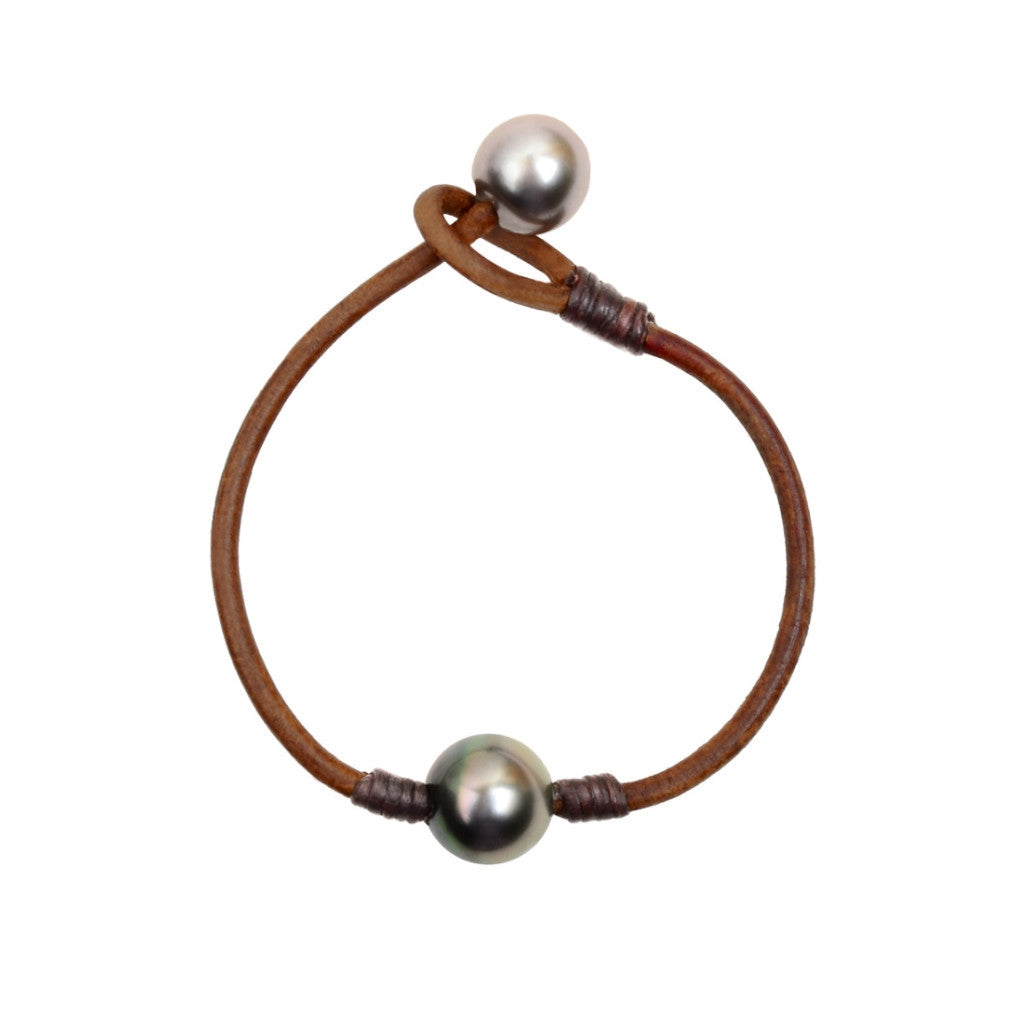 Marina Seaplicity - Hottest Designer Pearl and Leather Jewelry | VINCENT PEACH  - 2