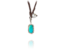 South Sea Turquoise Necklace