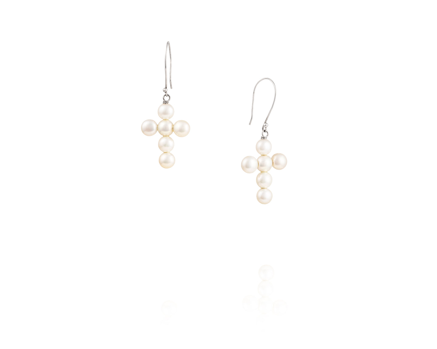 Pure Love Pearl Earrings