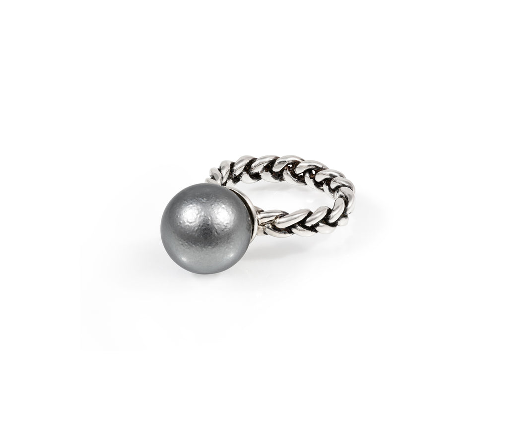 Signature Pearl Ring