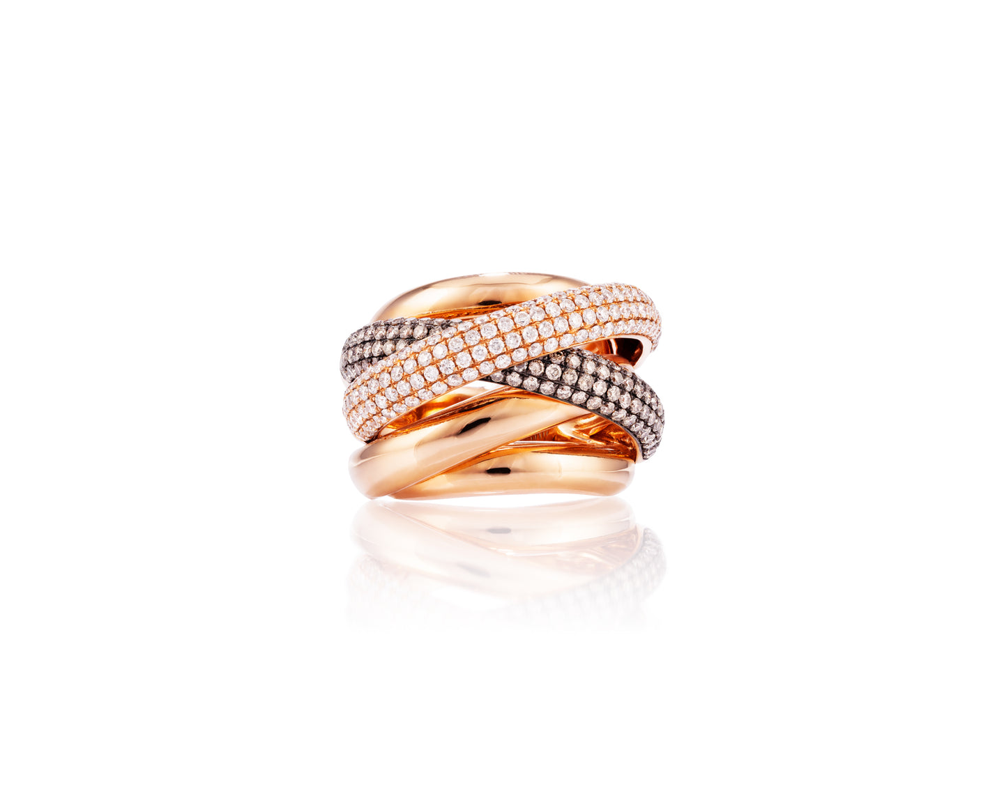 2.27ct Diamond 18kt Gold Ring