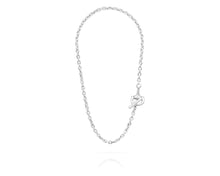 Equestrian Bit Chain Necklace