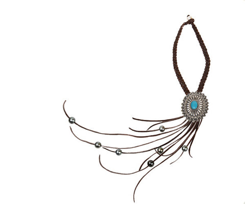 SANTA FE, TAHITIAN | VINCENT PEACH - Hottest Designer Pearl and Leather Jewelry | VINCENT PEACH