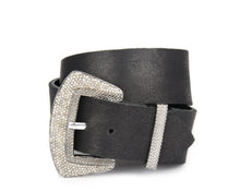 Luxury Hand made jewelry. Diamond leather choker or wrap bracelet