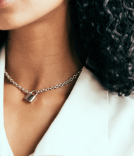 Chain Lock Necklace