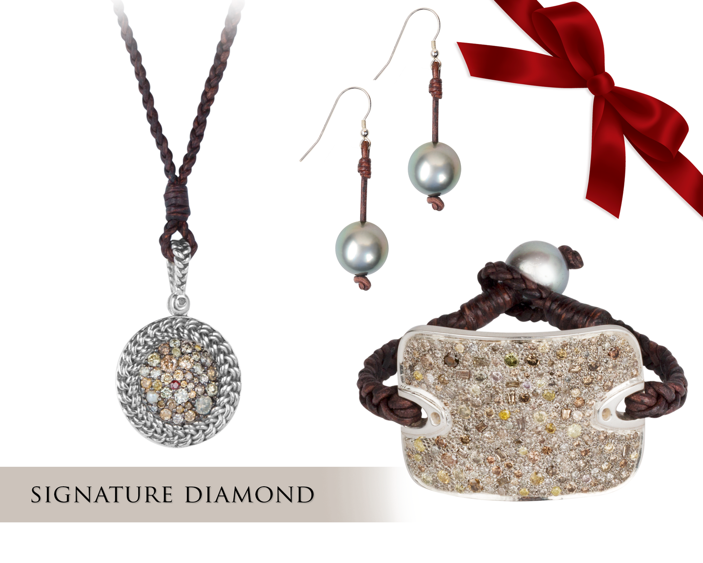 Signature Diamond Gift Set