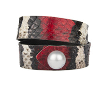 Limited Edition Sonoran Coral Snake Double Wrap