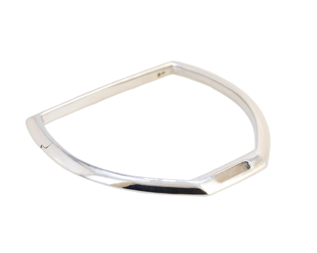 Stirrup Bangle