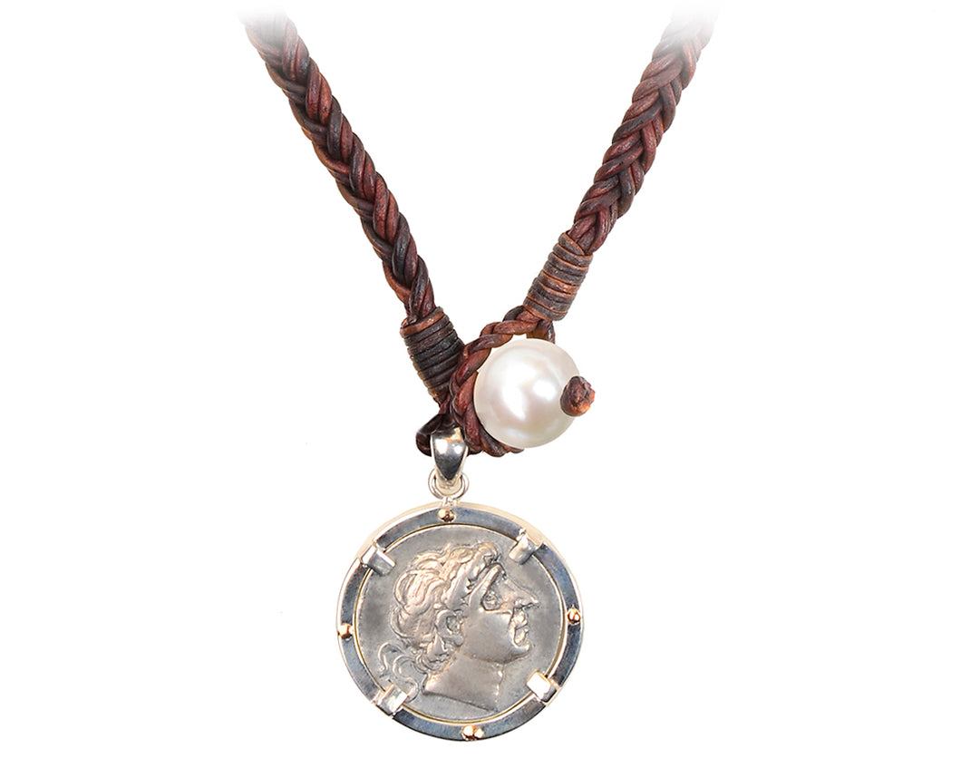 Tribute Coin Necklace