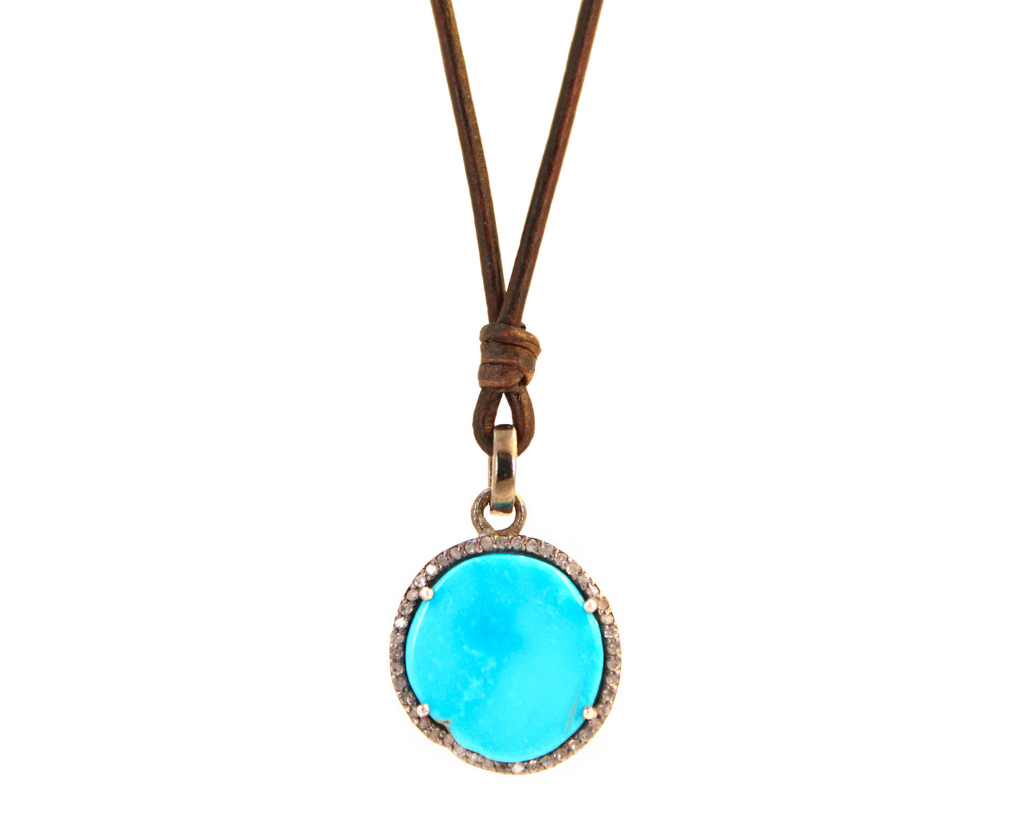bolo de bling natural pendant casa necklace products image suede long turquoise copy compact