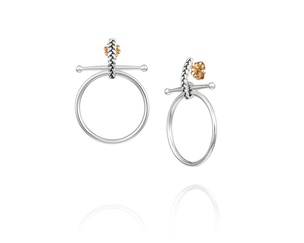 Fulmer Bit Earrings