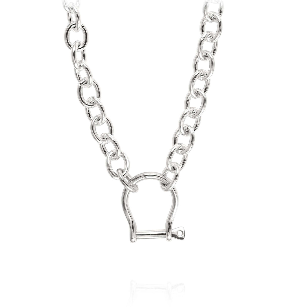 Shackle Chain Necklace