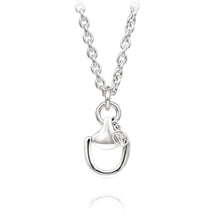 Churchill Downs Necklace | Black Rhodium