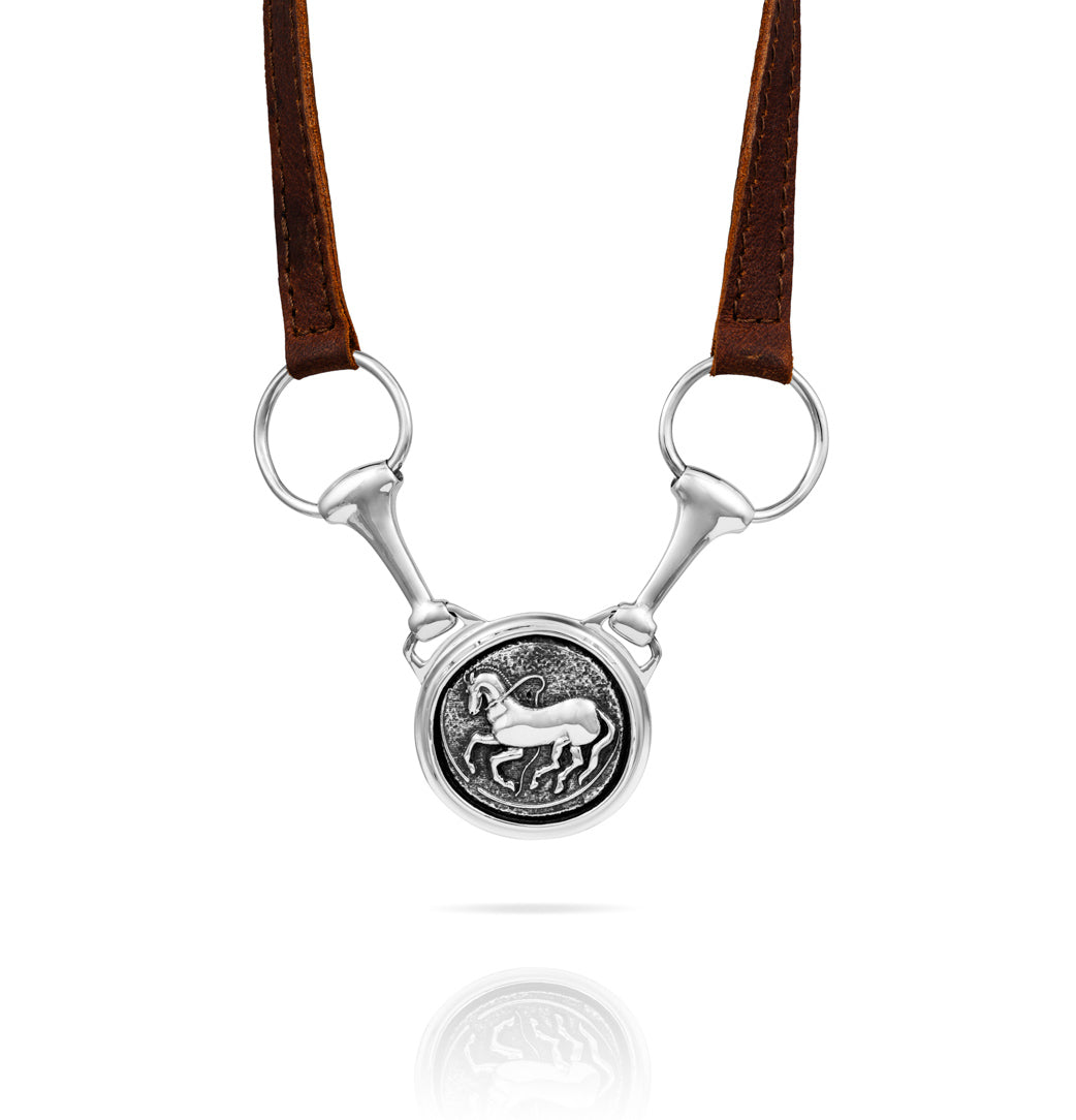 Trojan Arena Necklace