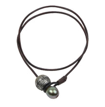 Men's Seaplicity Samoa - Hottest Designer Pearl and Leather Jewelry | VINCENT PEACH  - 1