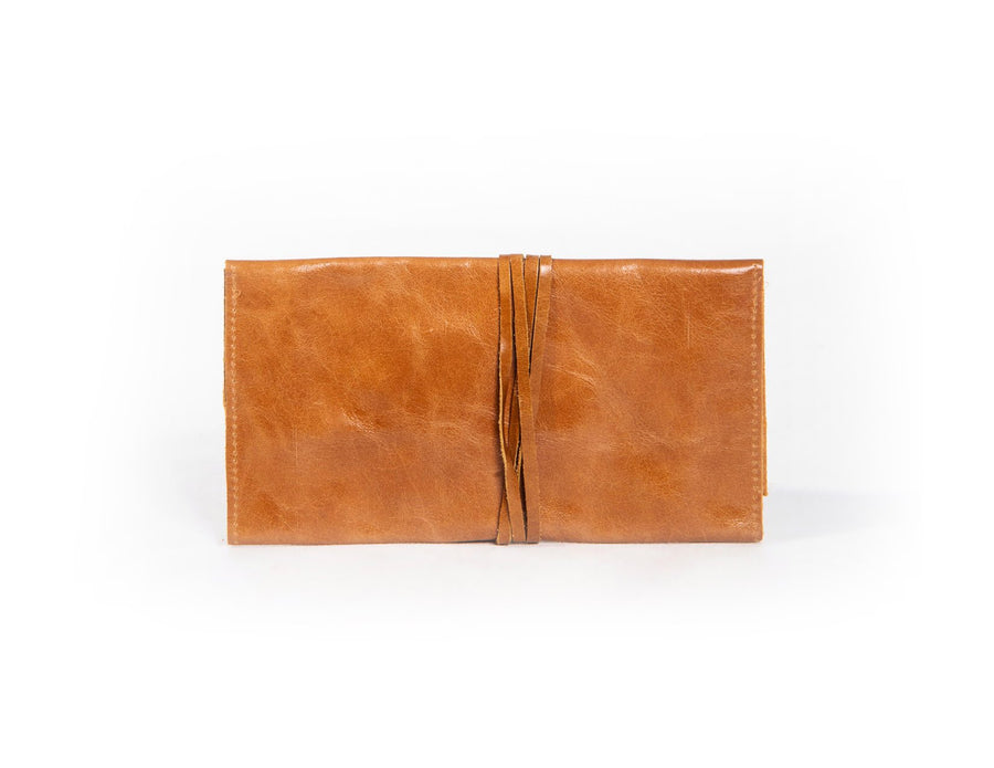 The Women's Wallet - Cognac