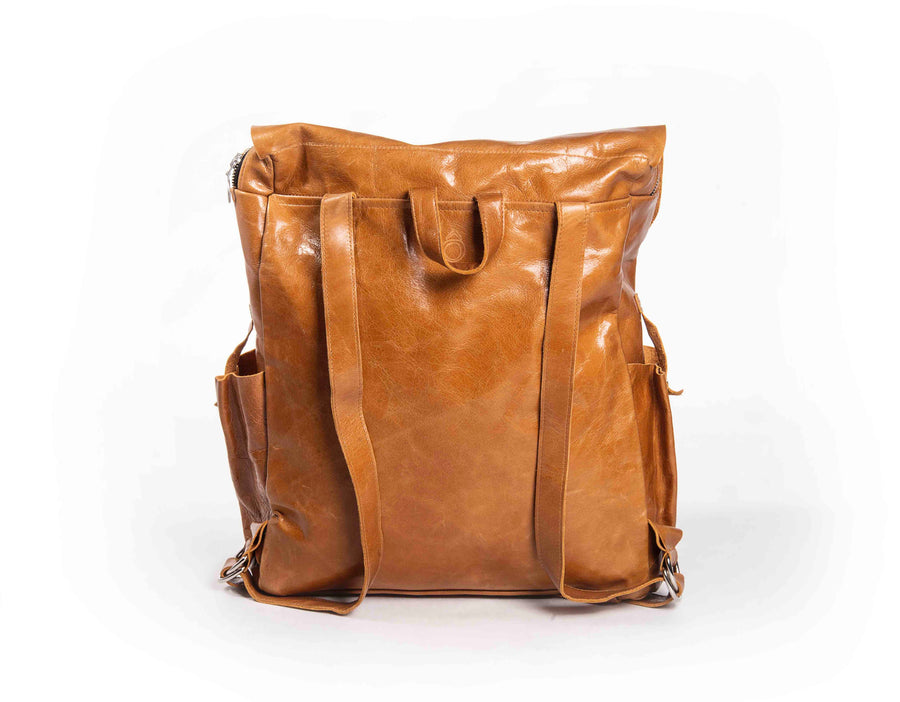 The Back Pack - Cognac