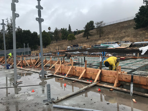 The Wafflemat Foundation System continues to excel where traditional foundations fail. This is why RJ Doston chose Wafflemat for their multi-family project that was completed with no delays despite rain and unfavorable weather conditions.