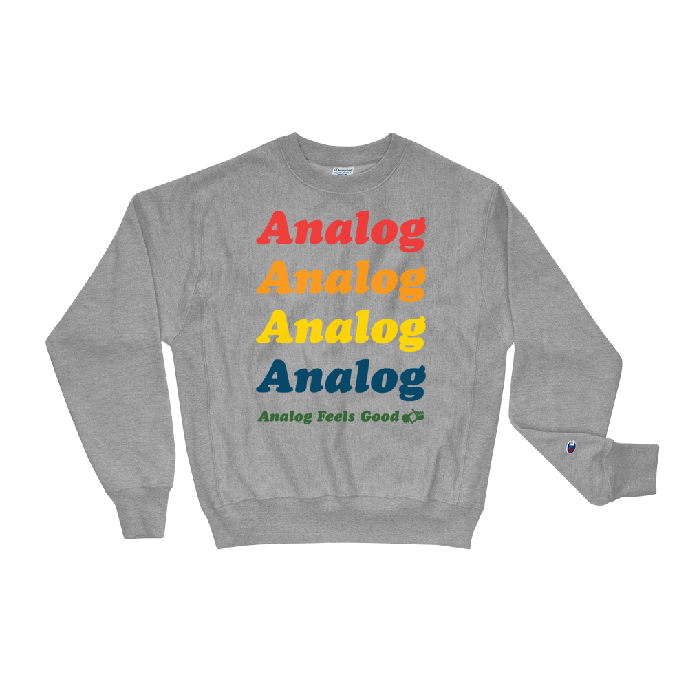 AFG Rainbow Champion Sweatshirt