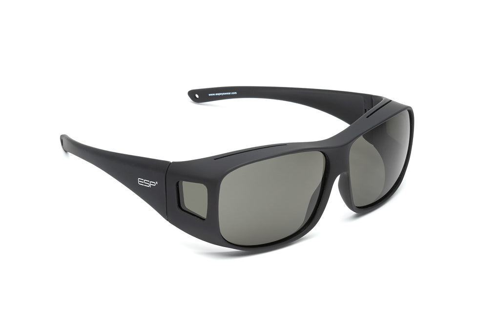 Over the Glasses - Soft Touch Black Frame - (L/XL) - espeyewear