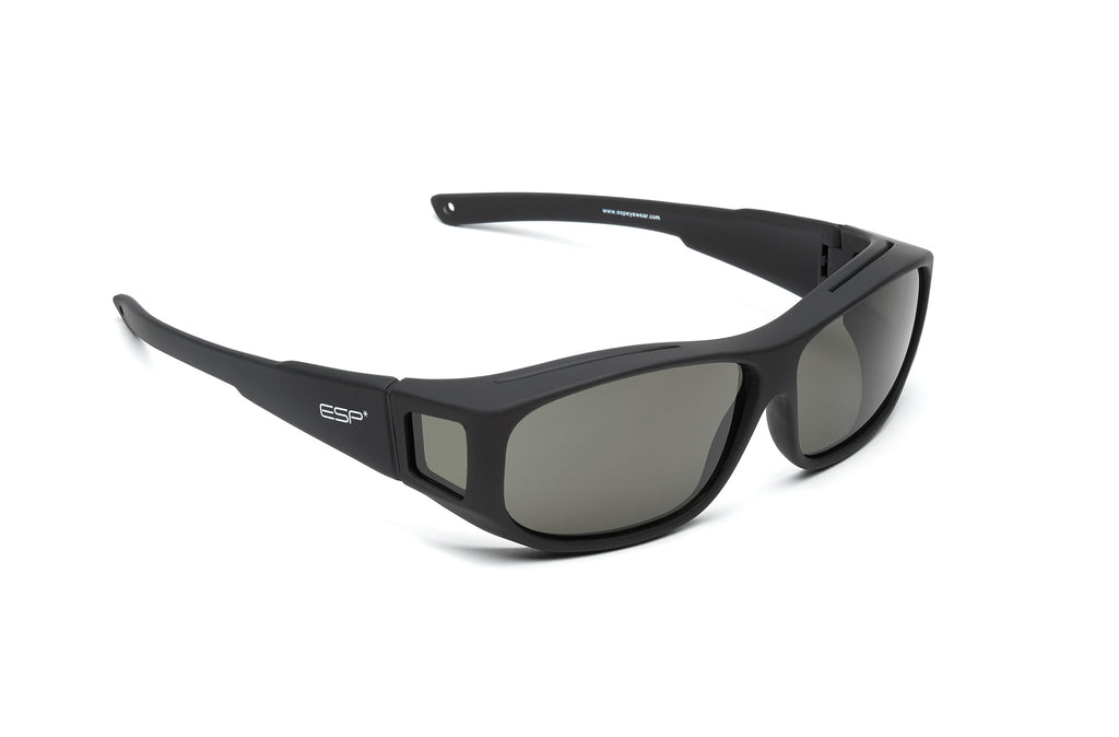Over the Glasses - Soft Touch Black Frame - (S/M) - espeyewear