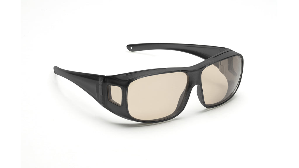 Over the Glasses - High Definition - Matte Black Frame (L/XL)