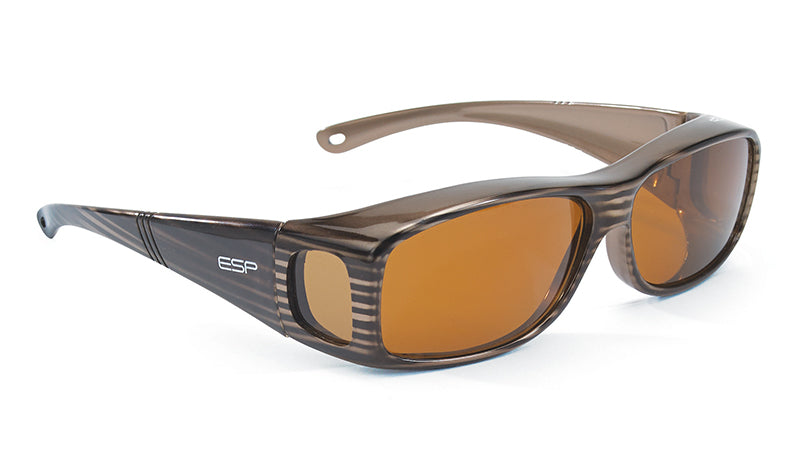 Over the Glasses - Bronze Frame  - (S/M) - espeyewear