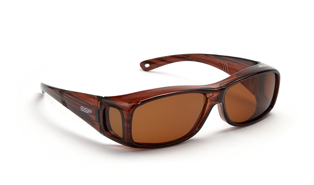Over the Glasses - Translucent Brown (S/M)